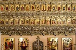 Iconostasul – scurt istoric și repere dogmatice