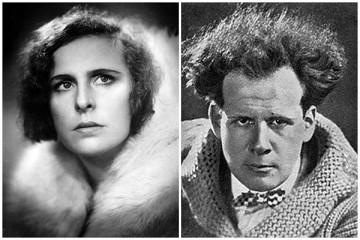 Relația film de artă - film de propagandă în filmele lui Sergei Eisenstein și Leni Riefenstahl
