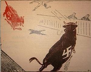 Ecouri ale războiului civil spaniol în presa românească