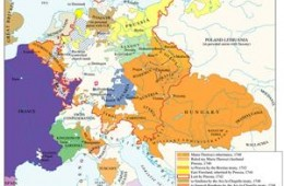 Războiul pentru succesiune la tronul Austriei (1740 – 1748)