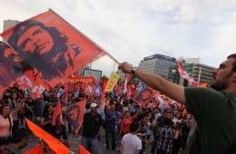 Turkey-Protests