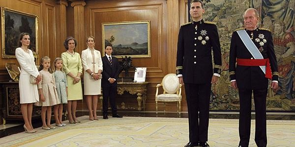 During the last 6 years the Kingdom of Spain has faced a most difficult situation, not only from an economical point of view, but also from the social and political aspects. The King to be will have a tough mission.