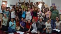 În perioada 14-17 septembrie 2014, Pro Vobis – Centrul Naţional de Resurse pentru Voluntariat a reunit la Cluj-Napoca 16 biblioteci selectate în cadrul proiectului Raftul cu iniţiativă – Dezvoltarea de programe de voluntariat în biblioteci.