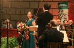 wonhee bae @enescu  credit photo catalina filip