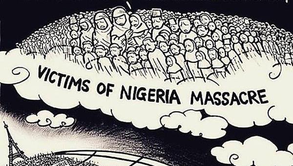 În timp ce toți ochii erau ațintiți asupra situației din Franța, într-un alt colț al lumii peste 2000 de nigerieni au fost masacrați de Boko Haram.