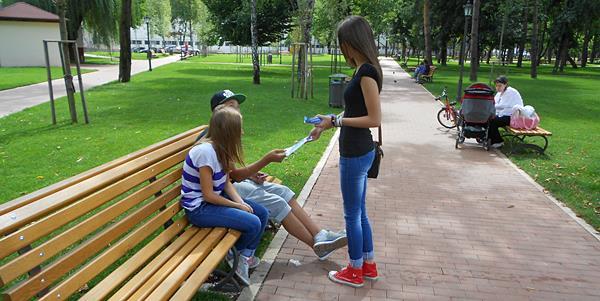 """Bianca Minodora Gherendi, Voluntarul Anului 2014 în domeniul artă și cultură: """"Tinerii de azi sunt adulții responsabili de mâine."""""""