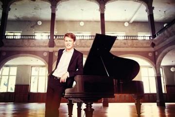 Alexander Krichel, pianist – Muzica nu este o știință în care ai răspunsuri perfecte.