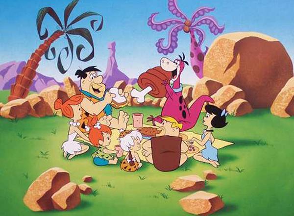 The Flintstones – jurnal de copilărie în Epoca de Piatră