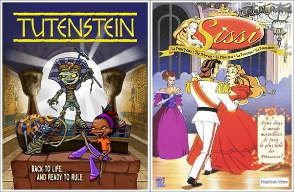 Tutenstein și Prințesa Sissi – (re)povestirea istoriei pe înţelesul tuturor