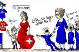 Elveţia şi Uniunea Europeană: o splendidă izolare?