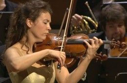 "Valentina Svyatlovskaya, violinist – ""There are not so many musicians that play with their hearts, because they make compromises"" [interview]"