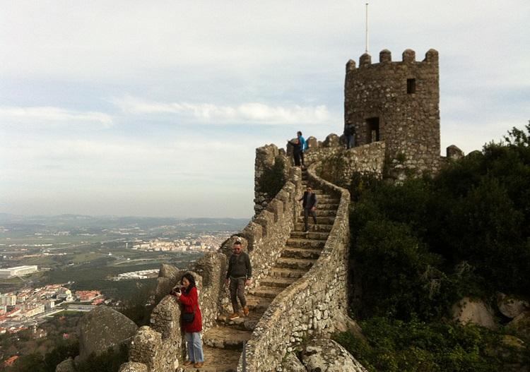 Castelo dos Mouros Portugalia