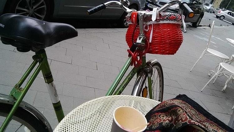 ligia moise bicicleta