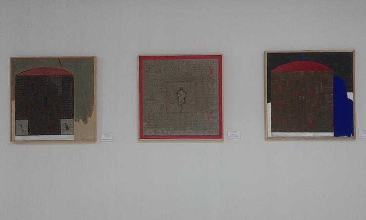 Art Safari Marin Gherasim Memoria zidirii